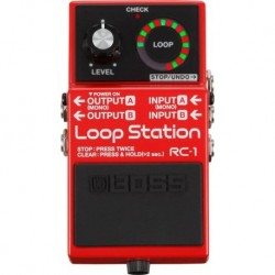 BOSS RC-1 PEDAL LOOPER