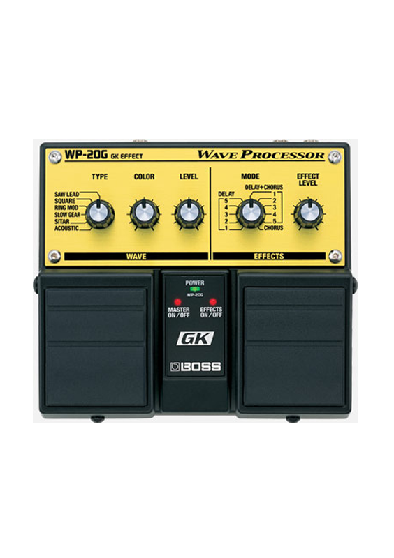 BOSS WP20G WAVE PROCESSOR