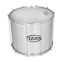 "Izzo Surdo 22""x 45cm Aluminio 10 Tensores"