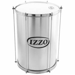 """IZZO SURDO 14""""X 50CM. ALUMINIO, 6 DIVISIONES"""
