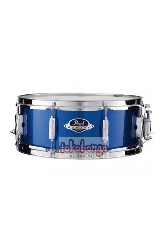 Pearl Caja Madera EXX 14 x 5.5 - Blue Sparkle