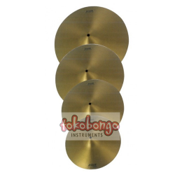 Jinbao Plato Brass H Splash 8""
