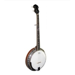 JOHNNY GUITAR Banjo de 5 cuerdas